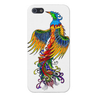 Rise of the Phoenix Case For iPhone SE/5/5s