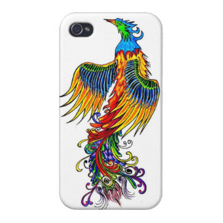 Rise of the Phoenix iPhone 4/4S Case