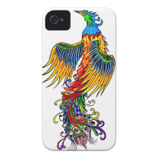 Rise of the Phoenix iPhone 4 Case-Mate Case