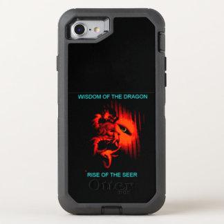 Rise of the Seer OtterBox Defender iPhone 8/7 Case