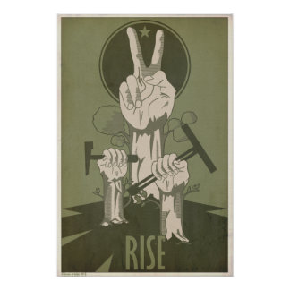 Rise Posters