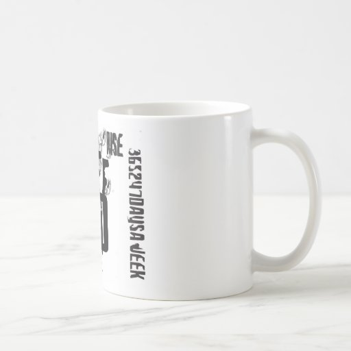 RISE PUFF GRIND APPAREL CLASSIC WHITE COFFEE MUG