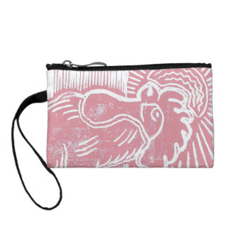 Rise Rooster Coin Purse