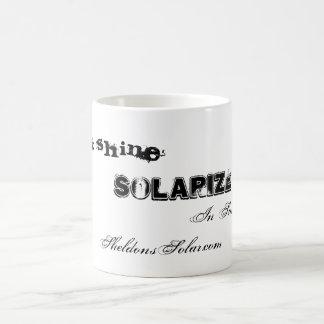 Rise & Shine | Solarize | In Sun We Trust Classic White Coffee Mug
