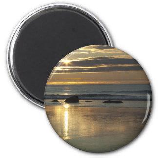 Rise & Shine - White Point Beach, NS magnet
