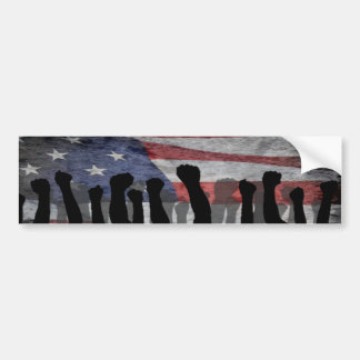 Rise Together Bumper Sticker