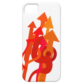 Rise Up Abstract (iPhone 5 Case) iPhone 5 Covers