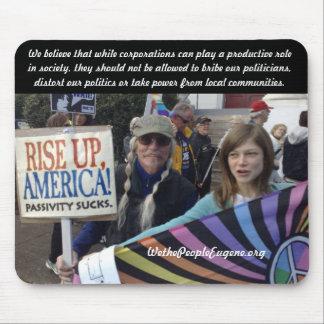 Rise Up America Mousepad
