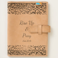 Rise up and Pray Bible Quote Journal