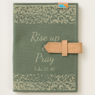 Rise Up and Pray Bible Verse Journal