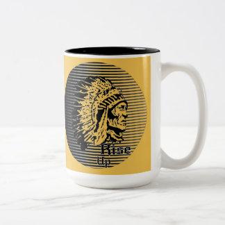 Rise Up - Be A Warrior Mug