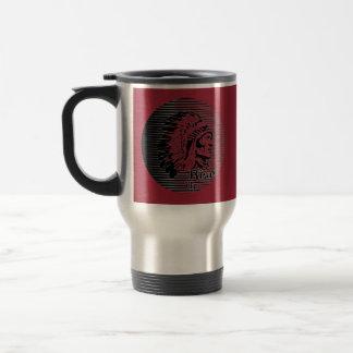 Rise Up - Be A Warrior Travel Mug