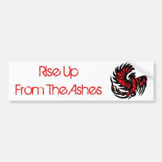 Rise Up Bumper Sticker