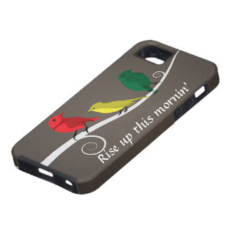 Rise Up iPhone 5 Case