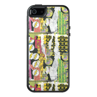 Rise Up Collage Pattern OtterBox iPhone 5/5s/SE Case