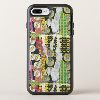 Rise Up Collage Pattern OtterBox Symmetry iPhone 7 Plus Case