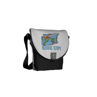 Rise Up Courier Bag