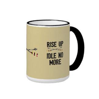 Rise Up - Idle No More Cup Coffee Mug