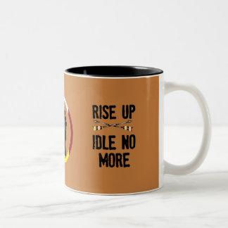 Rise Up - Idle No More Mug