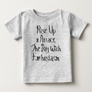 Rise Up Motivation Baby T-Shirt