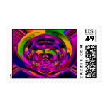Rise up_Postage Stamps