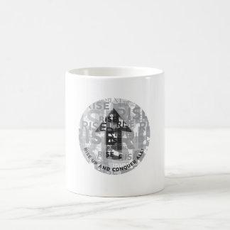 'Rise Up' White 11 oz Classic Mug
