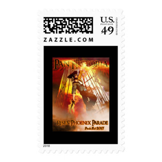 Risen Phoenix 2017 Official Postage Stamps 3