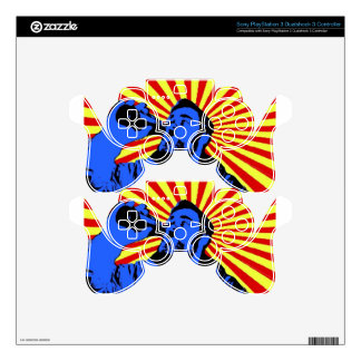 Rising Beer PS3 Controller Decals