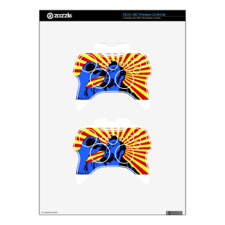 Rising Beer Xbox 360 Controller Skins