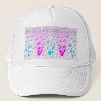 Rising Bubbles Pink/Blue Cap