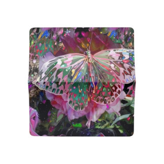 Rising Dawn Butterfly Checkbook Cover