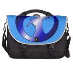 Rising Dragons Logo Laptop Commuter Bag
