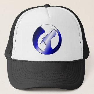 Rising Dragons Logo Trucker Hat