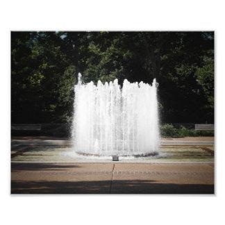 Rising Fountain Photo Print