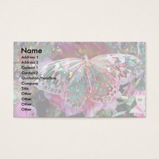 Rising Hope Butterfly! Business Card