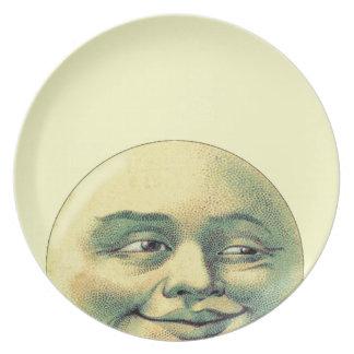 Rising Moon Dinner Plate