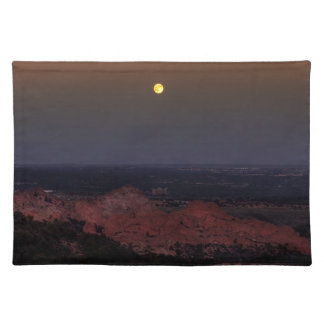 Rising Moon Placemats