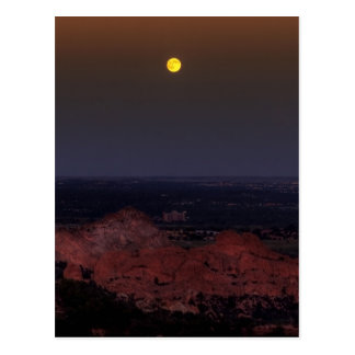 Rising Moon Postcards