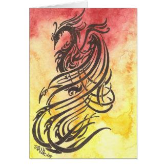 Rising of the Phoenix Card