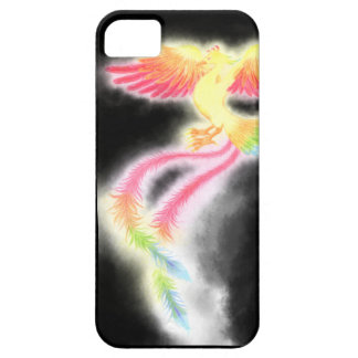 Rising Phoenix iPhone 5/5S case