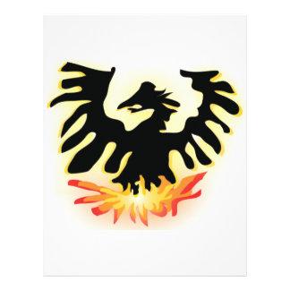 Rising Phoenix Letterhead