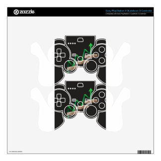 Rising Postal Prices or Profits PS3 Controller Decals