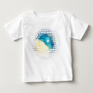 Rising Star Abstract CricketDiane Art & Design Baby T-Shirt