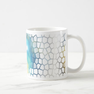 Rising Star Abstract CricketDiane Art & Design Classic White Coffee Mug