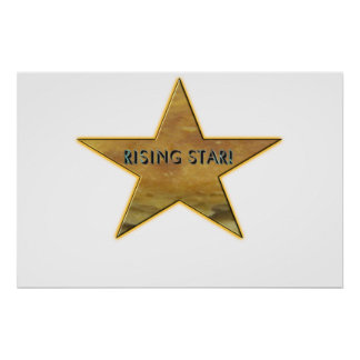 Rising Star! Biscuit Poster