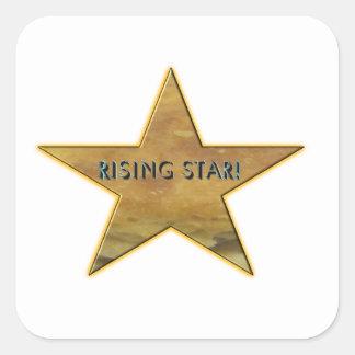 Rising Star! Biscuit Sticker