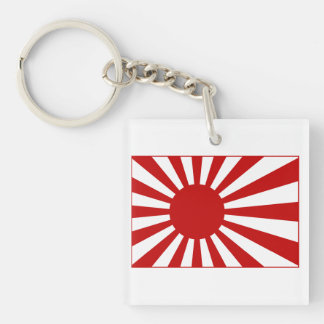 Rising Sun2 Acrylic Keychains