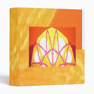 RISING SUN  - Always a motivational theme 3 Ring Binder