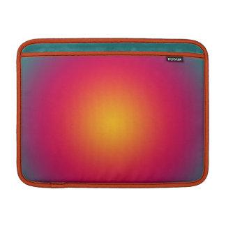 Rising Sun color harmony MacBook Sleeve
