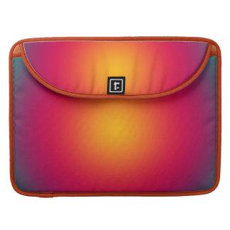 Rising Sun color harmony MacBook Pro Sleeve